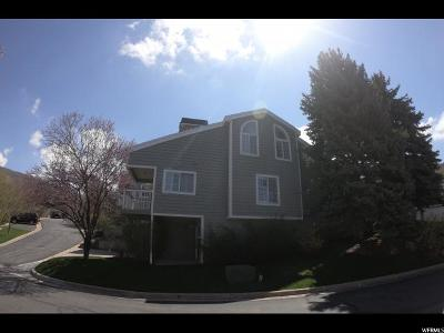 Bountiful Townhouse For Sale: 1885 S High Pointe Dr E