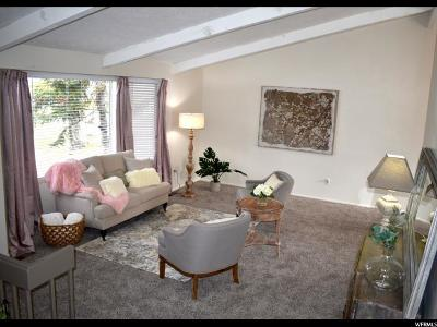 Sandy Single Family Home For Sale: 11248 S Silver Hills Cir E