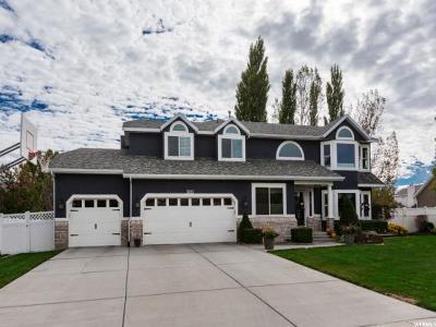 South Jordan Single Family Home For Sale: 3013 W Declaration Pl