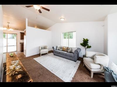 Logan Single Family Home For Sale: 675 W 760 S