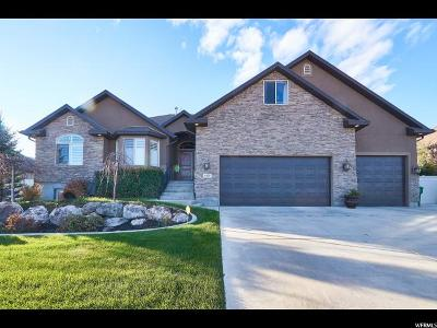 Herriman Single Family Home For Sale: 6829 Butterfield Park Way S