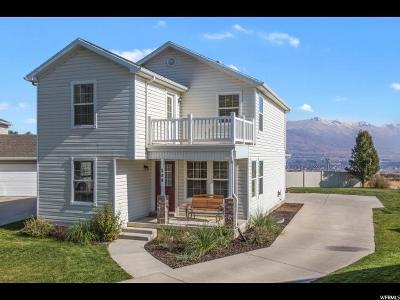 Saratoga Springs Single Family Home For Sale: 348 N Plum Pl