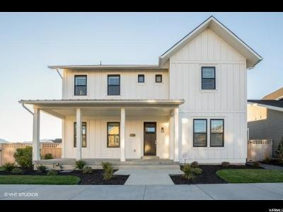 South Jordan Single Family Home For Sale: 5163 W Lake Terrace Ave S #552