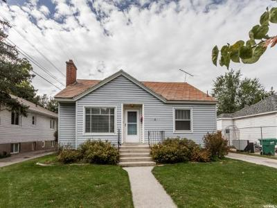 Provo UT Single Family Home For Sale: $269,500