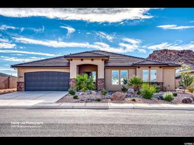 St. George Single Family Home For Sale: 5907 S Vega Way