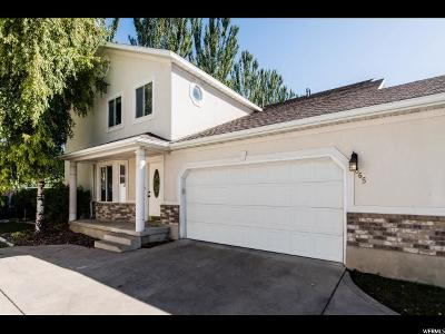 North Logan Townhouse For Sale: 365 E 1530 N