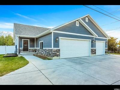 Orem Multi Family Home For Sale: 426 N 600 W