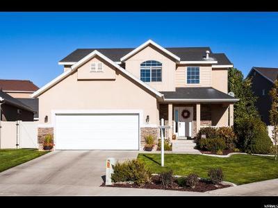 Saratoga Springs Single Family Home For Sale: 508 W Tea Rose Ct N