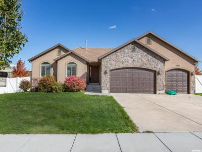 West Jordan Single Family Home For Sale: 8431 S Wind Caves Ln W