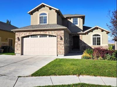 South Jordan Single Family Home For Sale: 11082 S Cadbury Dr W