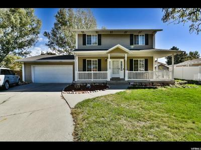 Murray Single Family Home For Sale: 6013 S Susquehanna Dr