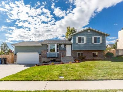 American Fork Single Family Home For Sale: 753 N 420 W