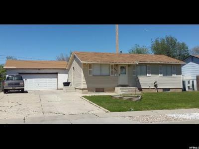 Spanish Fork Single Family Home For Sale: 449 E 600 N