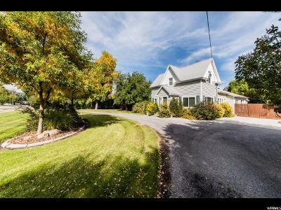 Franklin Single Family Home For Sale: 520 S Center Ctr