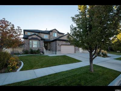 Orem Single Family Home For Sale: 1490 N 250 E