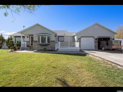 West Jordan Single Family Home For Sale: 5185 W Sharlyn Hill Cir