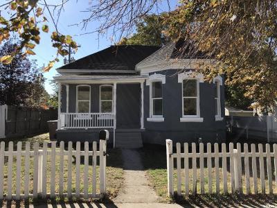 Salt Lake City Single Family Home For Sale: 323 W 500 N