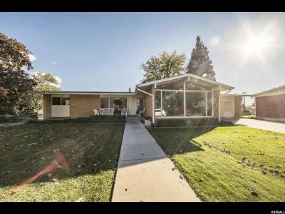 Provo Single Family Home For Sale: 576 E 3460 N