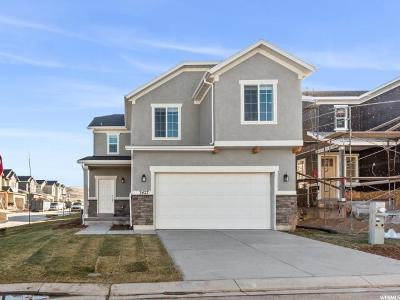 Herriman Single Family Home For Sale: 3427 W Sawa Ct S #124