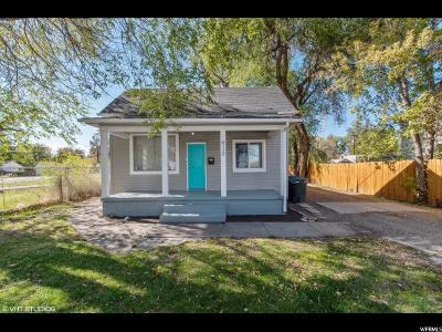 Salt Lake City Single Family Home For Sale: 918 S Navajo St