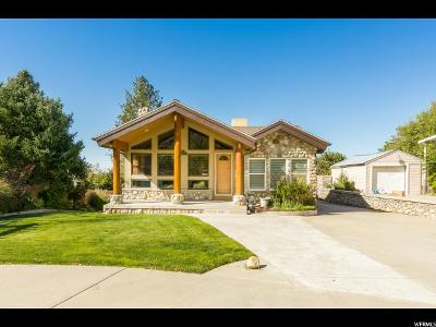 Salt Lake City Single Family Home For Sale: 3388 S El Serrito Dr