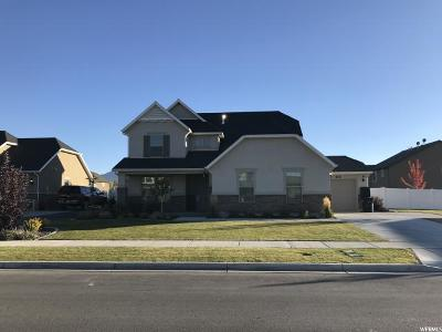 Springville Single Family Home For Sale: 931 W 1150 S