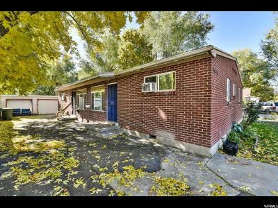 Salt Lake City Multi Family Home For Sale: 931 W Freemont S