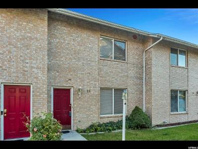 Provo UT Townhouse For Sale: $215,000