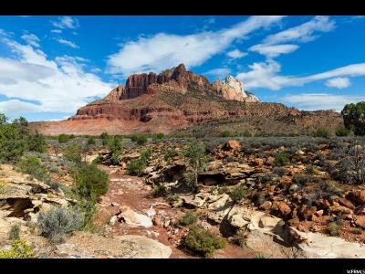 Springdale UT Residential Lots & Land For Sale: $295,000