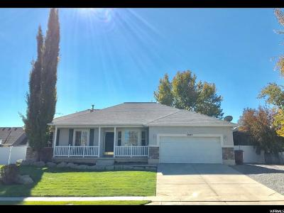 Riverton UT Single Family Home For Sale: $439,900