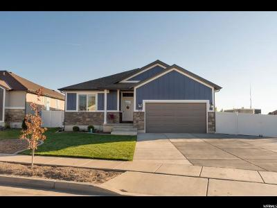 Clearfield UT Single Family Home For Sale: $334,900