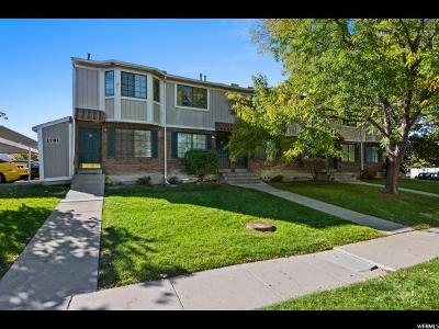 Salt Lake City UT Townhouse For Sale: $185,000