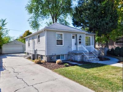Salt Lake City UT Single Family Home For Sale: $234,900