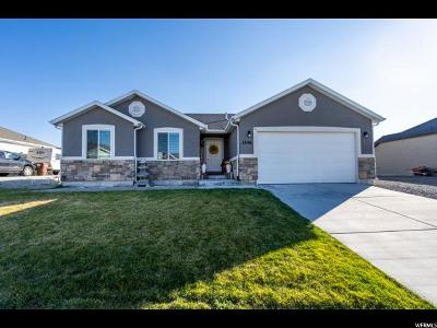 Eagle Mountain UT Single Family Home For Sale: $330,000
