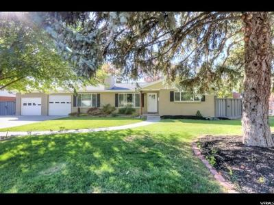 Millcreek UT Single Family Home For Sale: $514,700