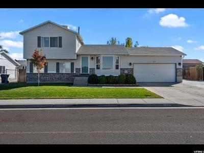 West Valley City UT Single Family Home For Sale: $297,000