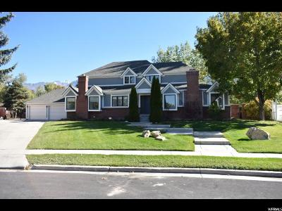 Sandy UT Single Family Home For Sale: $924,900