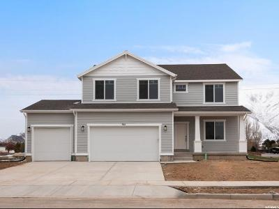 Mapleton Single Family Home For Sale: 341 S Doubleday St #47
