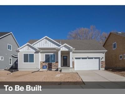 Spanish Fork Single Family Home For Sale: 743 N Slant Rd