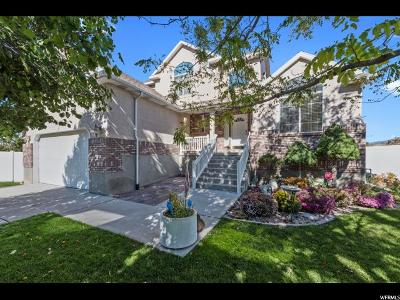Salt Lake City Single Family Home For Sale: 1898 Bridge Crest Cir