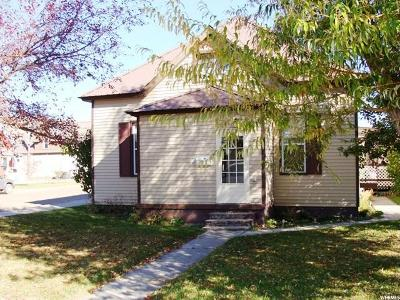 Single Family Home For Sale: 254 N 9