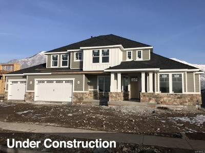 American Fork Single Family Home Under Contract: 1026 N 1050 E