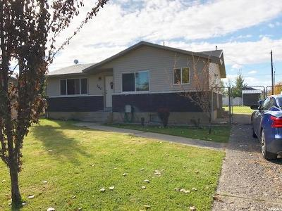 Hyrum Single Family Home Under Contract: 760 S Canyon View Dr E