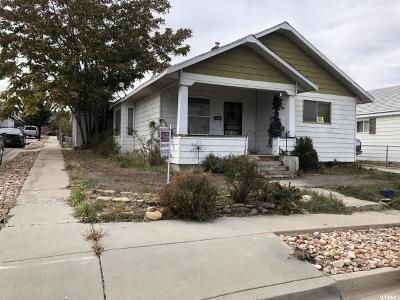Helper Single Family Home For Sale: 298 Uintah