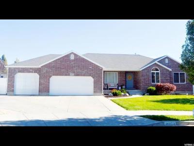 South Jordan Single Family Home For Sale: 10473 S Hemisphere Ct W