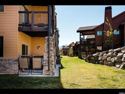 Wasatch County Condo For Sale: 14345 N Buck Horn Trl #D
