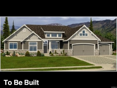 Wasatch County Single Family Home For Sale: 1366 E 370 N #46