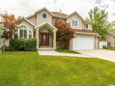Cottonwood Heights Single Family Home For Sale: 6538 Bouchelle Ln