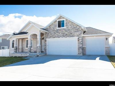 West Jordan Single Family Home For Sale: 6461 W Annandale Way S