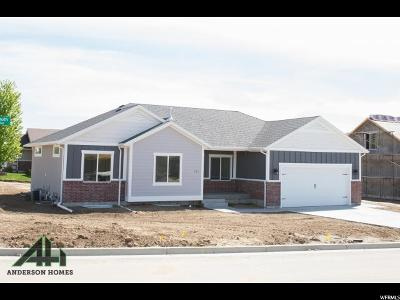 Perry Single Family Home For Sale: 1211 W 3225 S